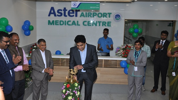 Photo of Aster DM Healthcare opens State-of-the-Art Medical Centre at the Bengaluru Airport