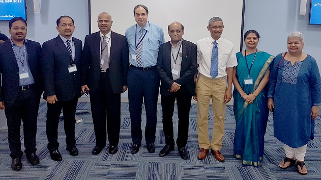 Photo of Indian Society of Paediatric Radiology organised 8th National Midterm CME-ISPR 2017 in B'lor