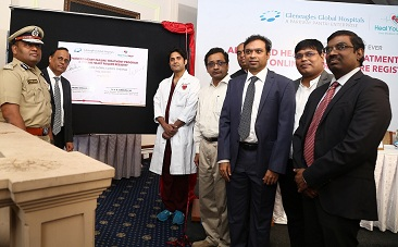 Photo of Gleneagles Global Hospitals & Vaso-Medictech launch Advanced Treatment Program to Identify Prevalence of Heart-Failure in India