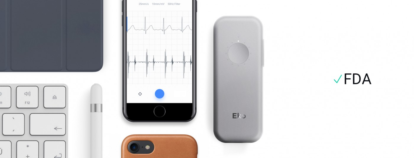 Photo of FDA Clears the Eko DUO Cardiac Monitoring Device