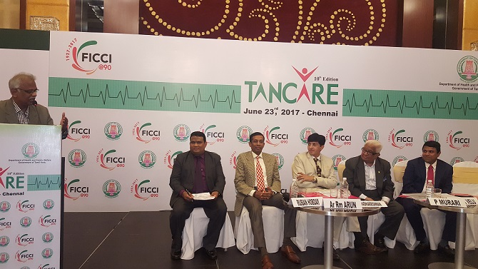 Photo of FICCI Organizes TANCARE to Promote Tamil Nadu as a Global Healthcare Destination