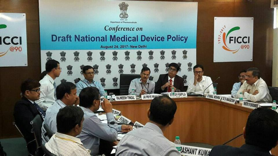 Photo of Consultation on Draft Medical Device Policy Held, Expedite Medical Devices Law: Industry says