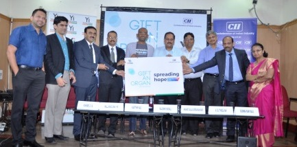 Photo of Bangalore's Top Hospitals Come Together Under One Roof to Inspire 1 Million Indians to Gift an Organ