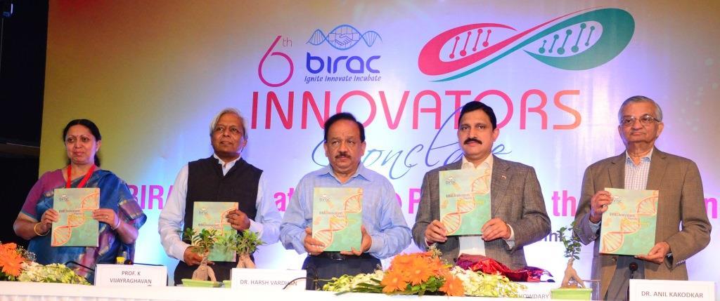 Photo of BIRAC Innovators Conclave & Bio-Innovation Fair held at New Delhi