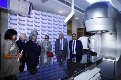 Photo of New Radiation Oncology center Inaugurated at Apollo Hospitals, Navi Mumbai