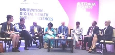 Photo of Australian Digital Health and Life Sciences Delegation explores partnerships in India