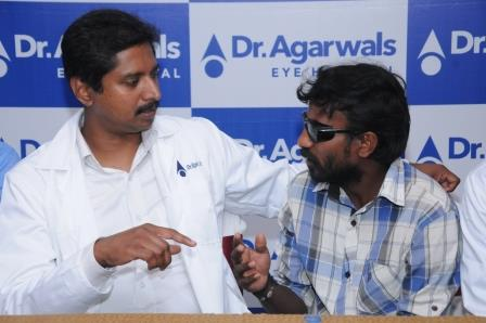 Photo of Vision Restored after Occupational Ocular Injury at Dr. Agarwal's Eye Hospital