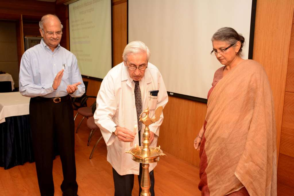 Photo of More than 130 medical professionals attended P.D. Hinduja Hospital's 14th Infectious Disease Certificate Course