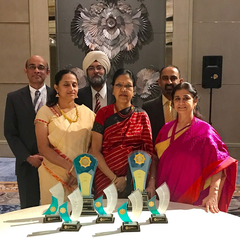 Photo of India's Apollo Hospitals tops at Asian Hospital Management awards