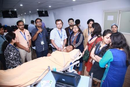 Photo of Workshop on Ultrasound Guided Regional Anaesthesia Conducted in Kolkata