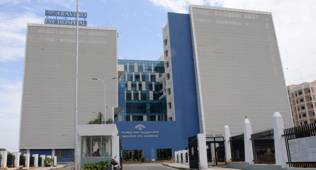 Photo of Aravind Eye Hospital Opens in Chennai