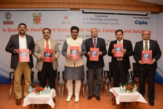 Photo of Association of Healthcare Providers, India and Bureau Veritas launch new standard for ICU's across India