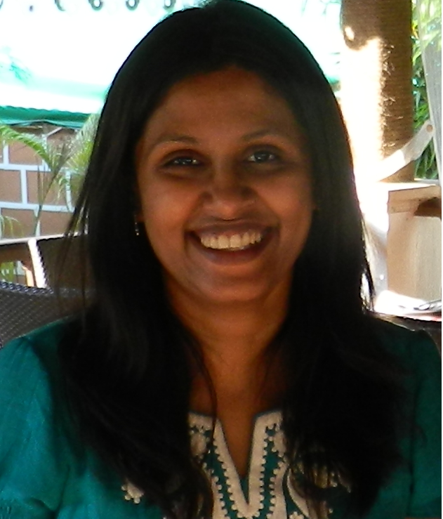 Dr. Anitha Arockiasamy, President, India Home Health Care
