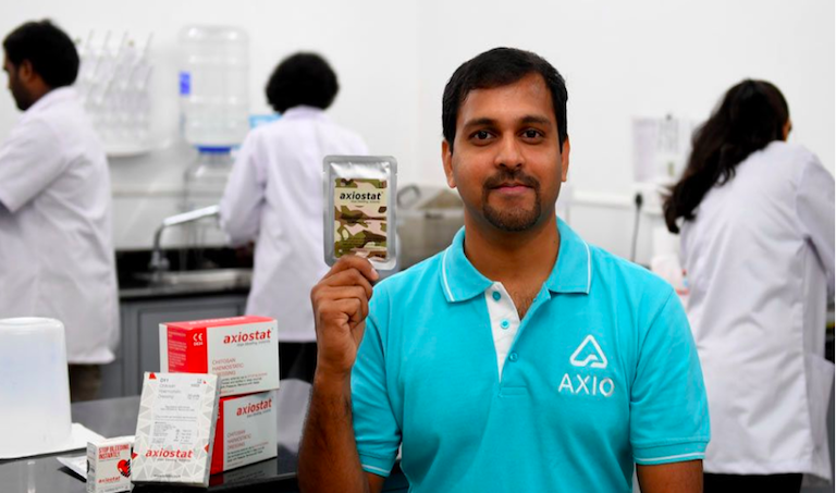 Axio Biosolutions raises $7.4mn in Series B round
