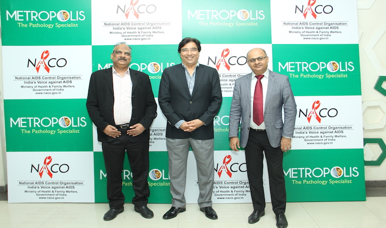 Photo of Metropolis Healthcare & National Aids Control Organization Come Together Under PPP for HIV Viral Load Testing