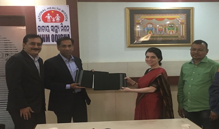 Fairfax India Charitable Foundation joins hands with Government of Odisha