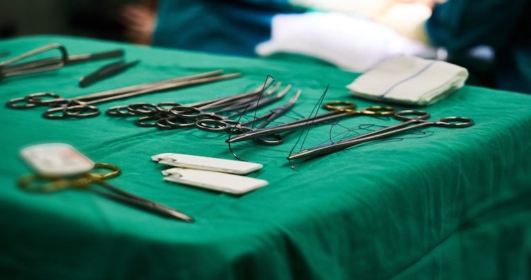 Apollo Spectra Hospitals sets new landmark by performing a unique stone removal surgery in Chennai