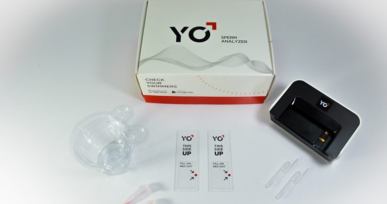 YO® Home Sperm Test
