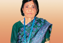 Photo of Dr. S Padmavati the First Female Cardiologist of India