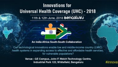 Innovations for Universal Health Coverage (UHC) – 2018
