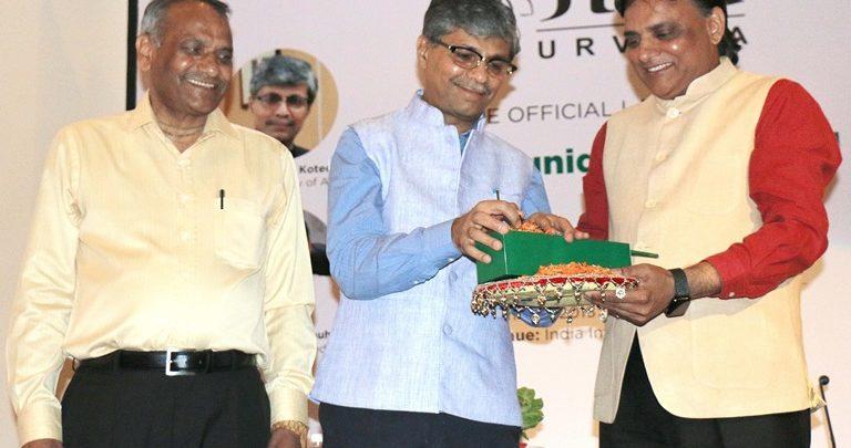 AYUSH Secretary, Vaidya Rajesh Kotecha