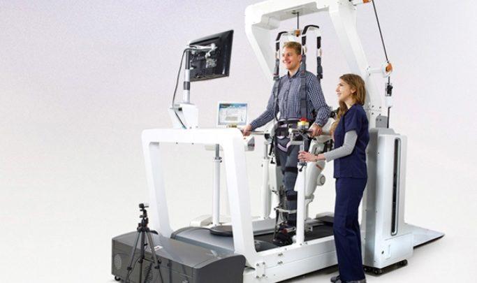 robotic rehabilitation