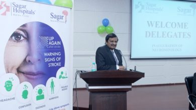 Photo of Sagar Hospitals launches state-of-the-art Neurovascular lab