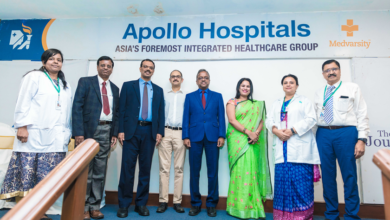 Photo of Apollo Hospitals launches Apollo Clinical Knowledge Network (ACKN) on the Medvarsity Assimilate Platform and introduces Virtual Grand Rounds-the largest virtual live lecture hosted in India