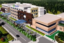 Photo of BALCO Medical Center is CII-IGBC Gold Green Building
