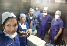 Photo of In a Rare Feat Narayana Health City Conducts multi-organ Transplant in 1-day