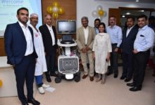 Photo of Fortis Hospitals and Philips India launch exclusive echocardiography training centre