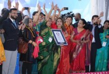 Photo of Two Guinness records strength movement towards holistic healthcare of women