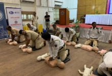 Photo of P.D Hinduja Hospital provides CPR training to 150 plus Mumbai Police personnel