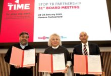 Photo of The Stop TB Partnership, India Health Fund to work together