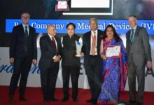 Photo of Transasia Bags Best Medical Devices – IVD Company Excellence Awards 2019