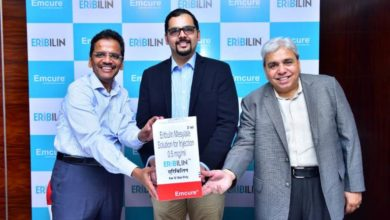 Photo of World's First Generic Eribulin for Treatment of Metastatic Breast Cancer Launched in India