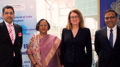 Photo of Birmingham Witnesses Landmark India – Uk Healthcare Conference