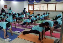 Photo of Celebration of International Yoga Day at the Manipal Hospitals Bengaluru 2019