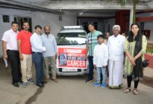 Photo of Pan-India Car Rally on child cancer – from Madurai to Leh