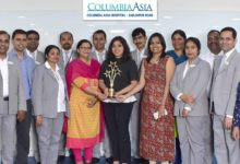 Photo of Columbia Asia Sarjapur receives Excellence in Healthcare Operations Awards
