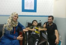 Photo of Global Hospital successfully treats 11-year-old Kurdistani boy with a rare spinal cord disorder