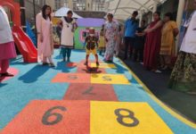 Photo of B J Wadia Hospital introduces Therapy Park For Paediatric Patients