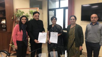 Photo of Jiva Ayurveda signs research MOU with THSTI on early detection of Liver Disorders