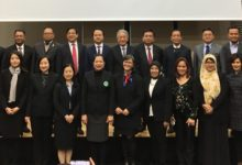 Photo of ASEAN Services Trade Forum discussion on Health and Social Services