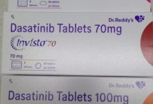 Photo of Dr. Reddy's Laboratories announces the launch of Invista® (dasatinib) in India
