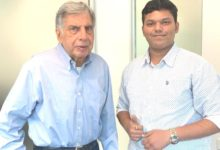 Photo of Ratan Tata Invests in 18-year old's Venture Generic Aadhaar
