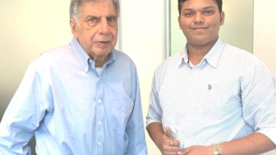 Photo of Ratan Tata Invests in 18-year old's Venture Generic Aadhaar