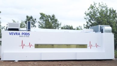 Photo of VEVRA launches a State-of-the-Art Hospital Pods to fight COVID-19