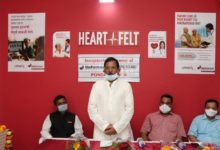 Photo of Shripad Naik inaugurates ayurvedic treatment centres in Ponda