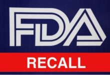 Photo of Drug firms recall various products in US market